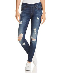 True Religion - Jennie Runway Legging Jeans in Clo