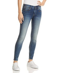 True Religion - Jennie Perfect Curvy Skinny Jeans