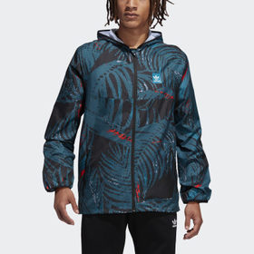 Adidas Allover Print BB Wind Jacket