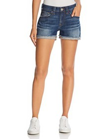 True Religion - Jennie Denim Shorts in Gen Z