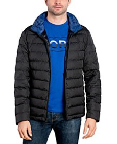 Michael Kors Men's Down Puffer Jacket, Created for