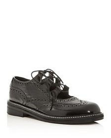 MARC JACOBS - Women's The Ghillie Brogue Oxfords