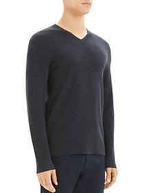 Theory - Detroe Milos V-Neck Sweater