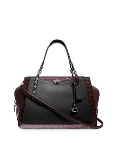 COACH - Dreamer 36 Large Color-Block Carryall