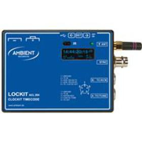 Ambient Recording ACN Lockit Timecode Synchronizer