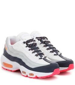 Nike Air Max 95 leather sneakers