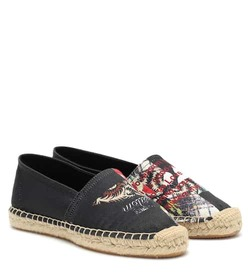 Isabel Marant Canaee printed canvas espadrilles