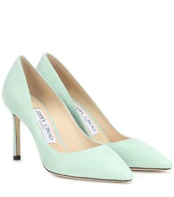 Jimmy Choo Exclusive to Mytheresa – Romy 85 suede