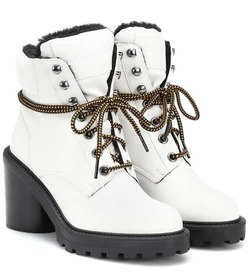 Marc Jacobs Leather ankle boots