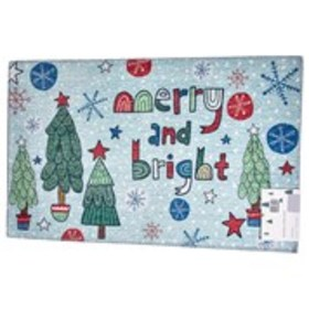"""Merry And Bright"" Holiday Accent Rug - 20"" x 30"""