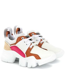 Givenchy Low Jaw neoprene sneakers