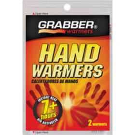 Grabber 7-Hour Hand Warmers, Pair $0.65$0.99Save $