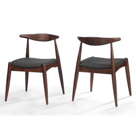 Set of 2 Francie Dining Chairs - Christopher Knigh