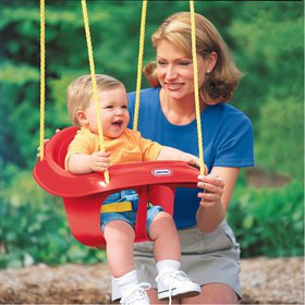 Little Tikes High Back Toddler Swing (Retail Packa