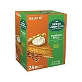 Green Mountain Pumpkin Spice Coffee, Keurig® K-Cup