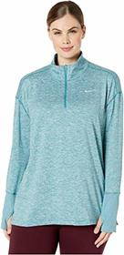 Nike Element 1/2 Zip Top (Sizes 1X-3X)