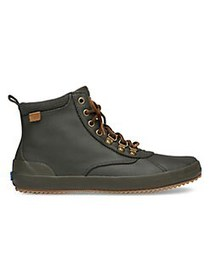 Keds Scout Waterproof Sneaker Boots OLIVE