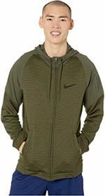 Nike Dry Hoodie Long Sleeve Full Zip Fleece Plus