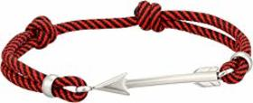 Fossil Grab and Go Carded Arrow Cord Bracelet
