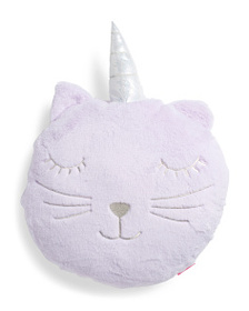 ISAAC MIZRAHI Jada Caticorn Pillow