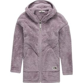 The North Face Campshire Long Full-Zip Hooded Flee