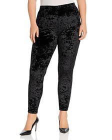 MICHAEL Michael Kors Plus - Crushed Velvet Legging