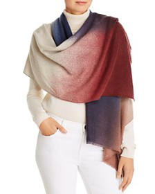 Fraas - Dip-Dye Cashmere Wrap - 100% Exclusive