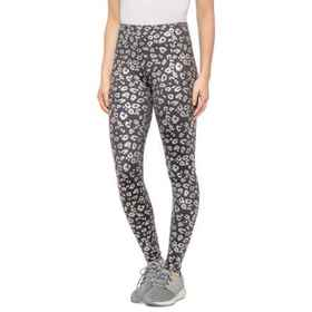 """Kyodan Foil Printed Running Tights - 27"""" (For Wome"""