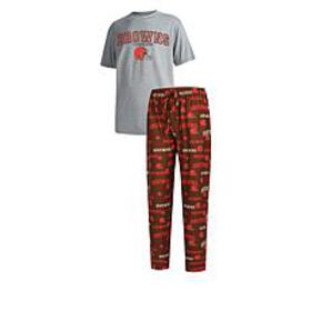 Officially Licensed NFL Men's Fairway Pajama Set b