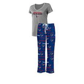 Officially Licensed NFL Women's Fairway Pajama Set