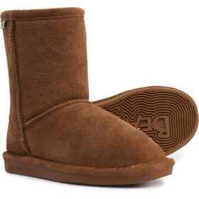 Bearpaw Eva Wool-Lined Boots - Suede (For Girls) i