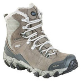 OBOZ Women's Bridger Insulated BDry Hiking Boots