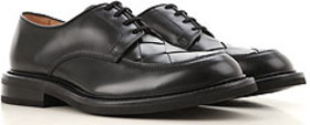 Bottega Veneta Lace Up Shoes