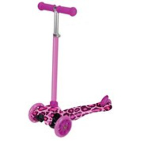 CODE RED Rugged Racers Deluxe Mini Scooter - Pink