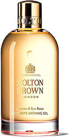 Molton Brown JASMINE & SUN ROSE - BATHING OIL - 10