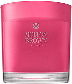 Molton Brown PINK PEPPERPOD - THREE WICK CANDLE -