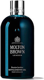 Molton Brown RUSSIAN LEATHER - BATH & SHOWER GEL -