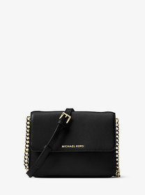 Michael Kors Bedford Pebbled Leather Crossbody Bag