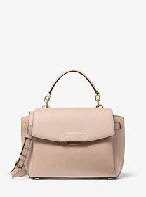 Michael Kors Rochelle Medium Saffiano Leather Satc