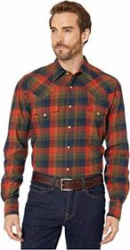 Stetson 032 Brushed Twill Harvest Plaid