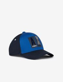 Armani COLORBLOCK LOGO BASEBALL HAT