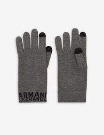 Armani CASHMERE GLOVES