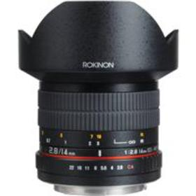 Rokinon 14mm F2.8 IF ED Super Wide Angle Lens for