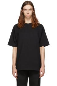 Bottega Veneta Black Cotton T-Shirt