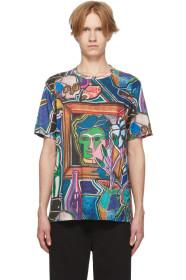 Paul Smith Multicolor Artist Studio T-Shirt
