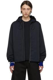 Bottega Veneta Black Nylon Jacket