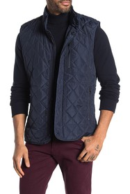TailorByrd Quilted Puffer Vest