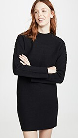 Theory Kimono Turtleneck Dress