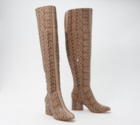 Louise et Cie Leather Tall- Shaft Boots - Vayna -