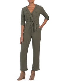 JAPNA Juniors Utility Jumpsuit